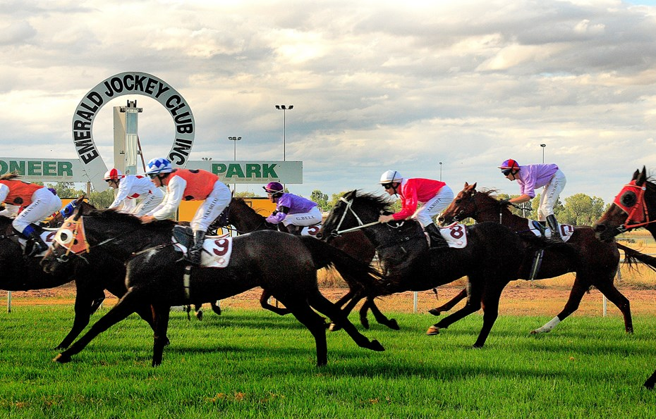 About Emerald Jockey Club